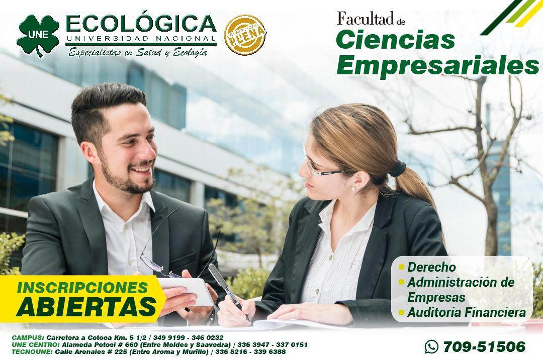 Universidad Nacional Ecológica